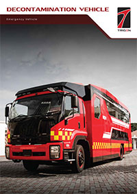 Decontamination Vehicle Brochure