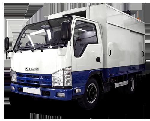 TRIGEN Automotive Suction Pump Vehicle