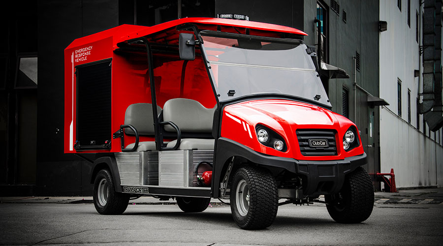 TRIGEN Automotive CERT Buggy